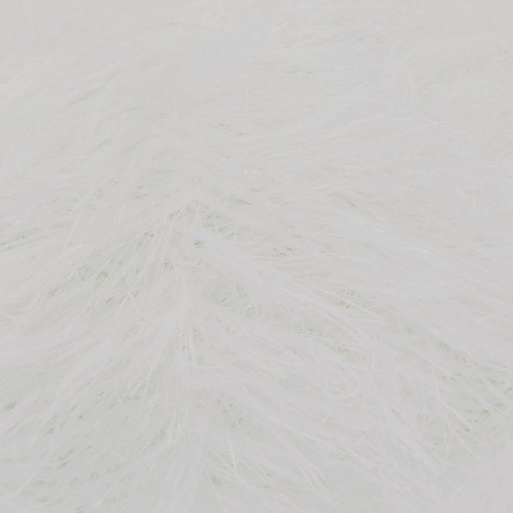 Tinsel Chunky - White