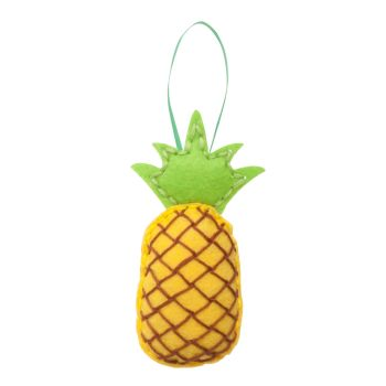 Pineapple Felt Kit