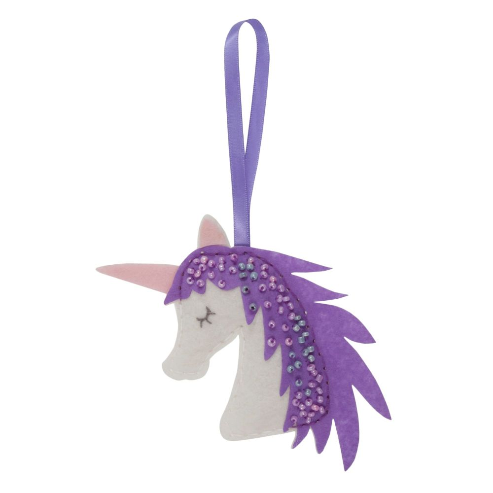 Unicorn Felt Kit