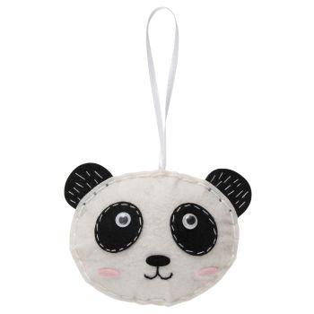 Panda Felt Kit