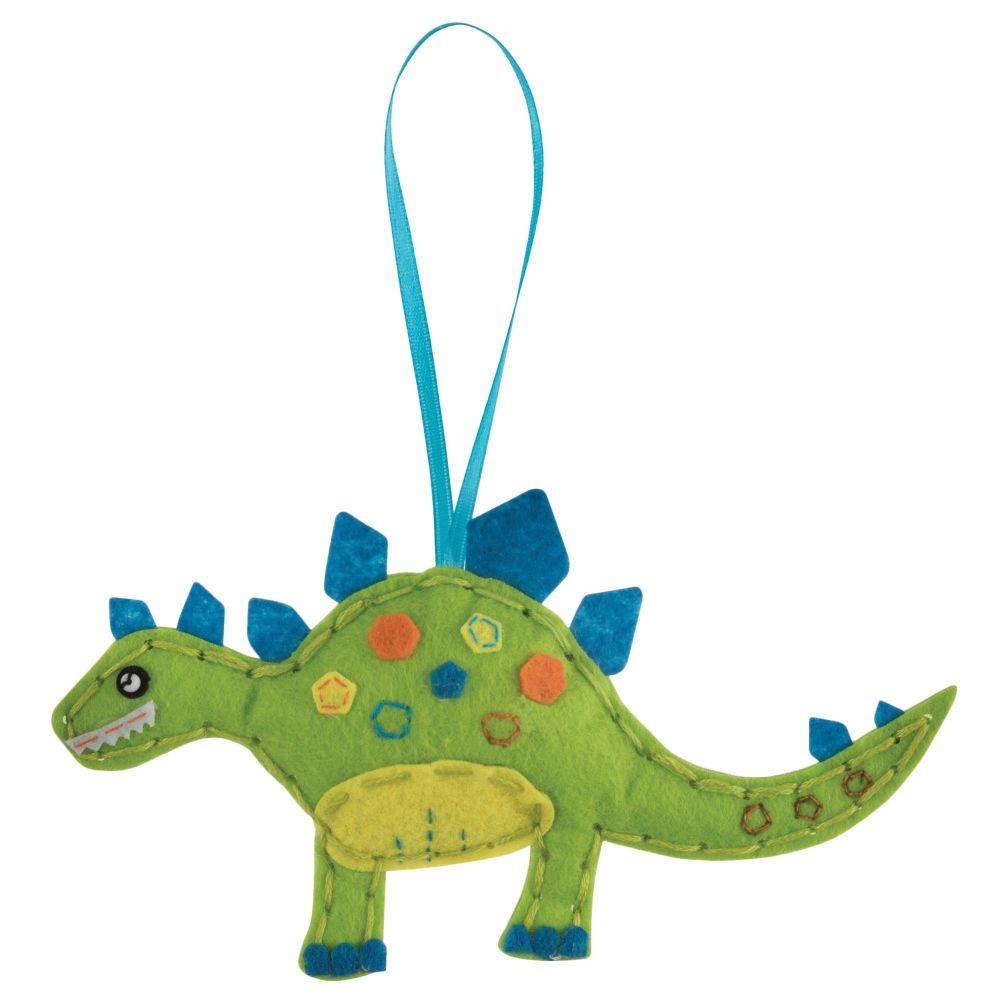 Dinosaur Felt Kit
