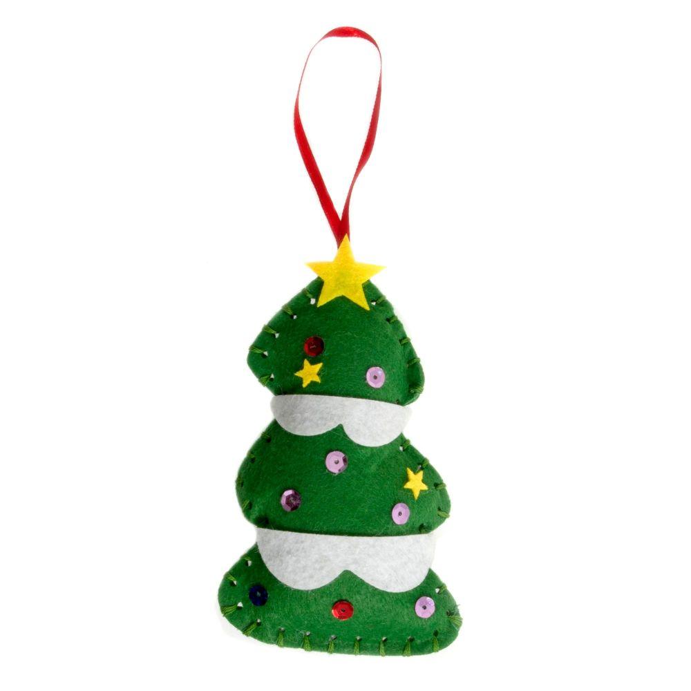 Christmas Tree Felt Kit