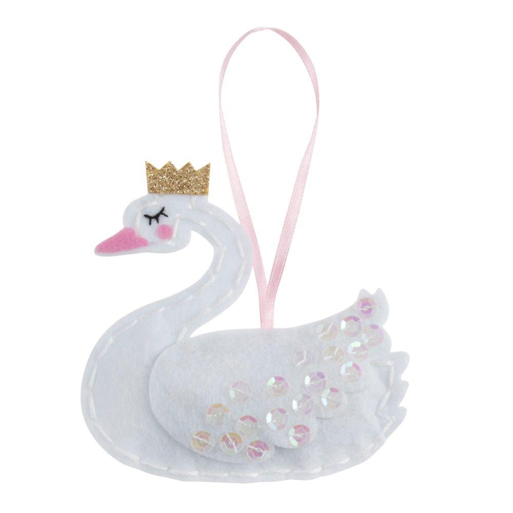 Swan Felt Kit