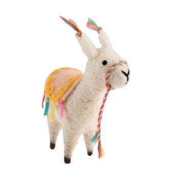 Mini Needle Felting Kit - Llama