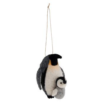 Mini Needle Felting Kit - Penguins