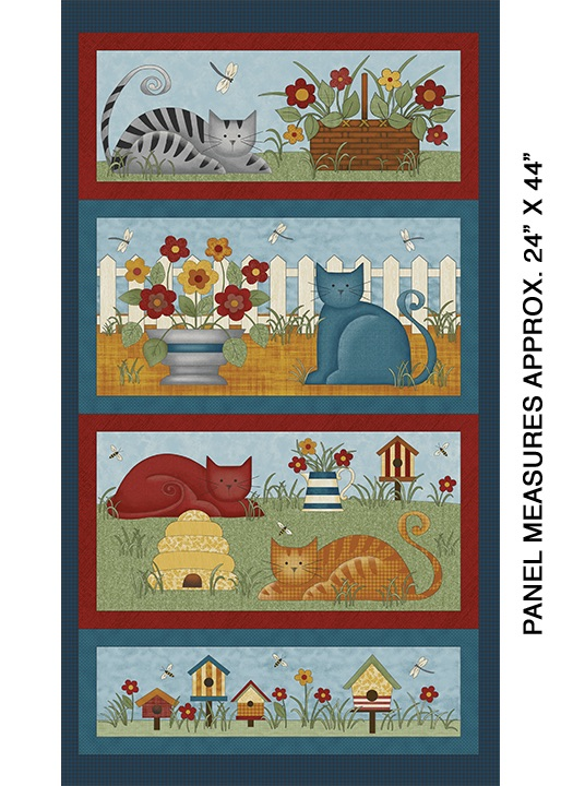 Colorful Cats Multi Panel