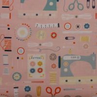 Hobbies Sewing 100% Cotton Patchwork Quilting Fabric (£12.60pm)