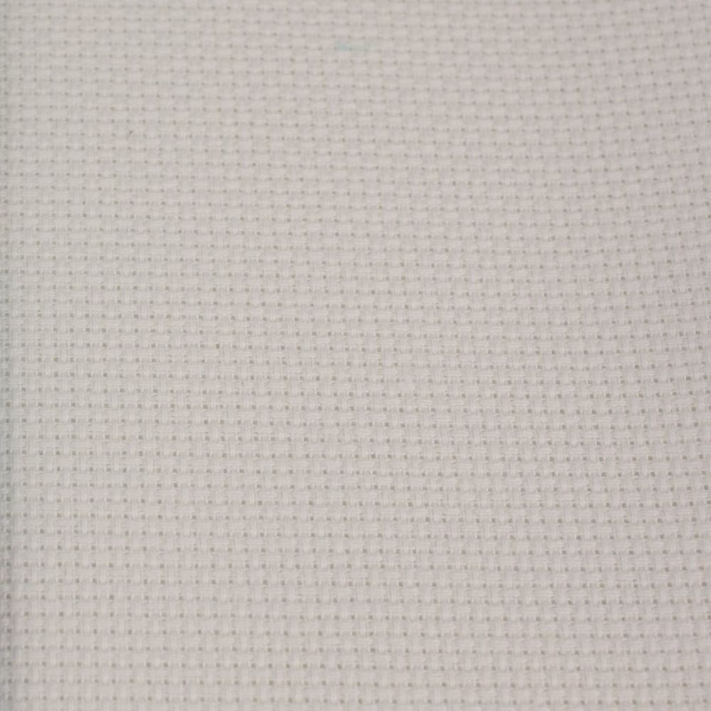 White Cotton Aida - 14 count