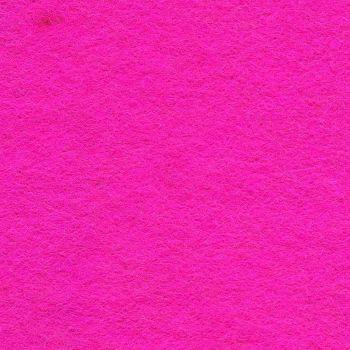 Wool Mix Felt - Pink