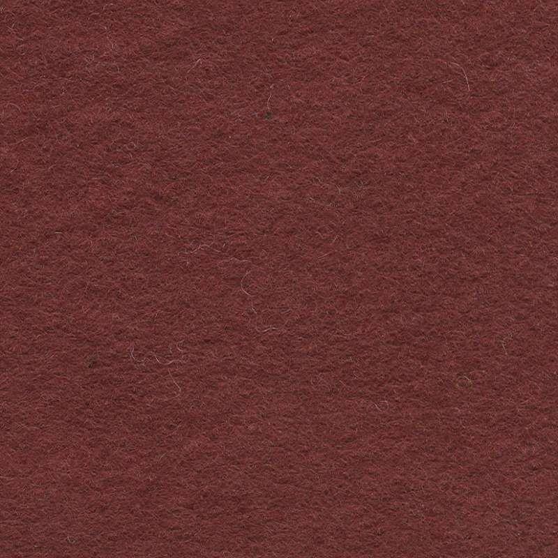 Wool Mix Felt - Chestnut