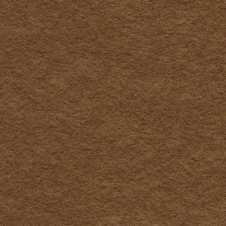 Wool Mix Felt - Sable