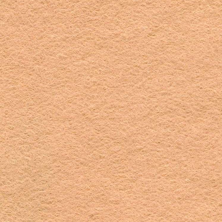 Wool Mix Felt - Beige