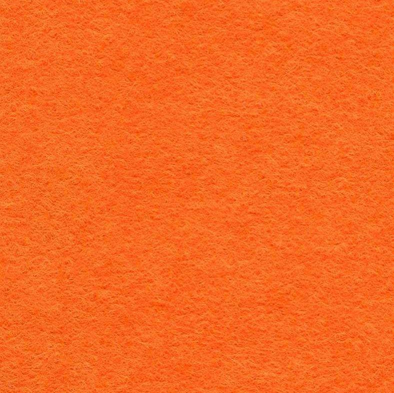 Wool Mix Felt - Dahlia