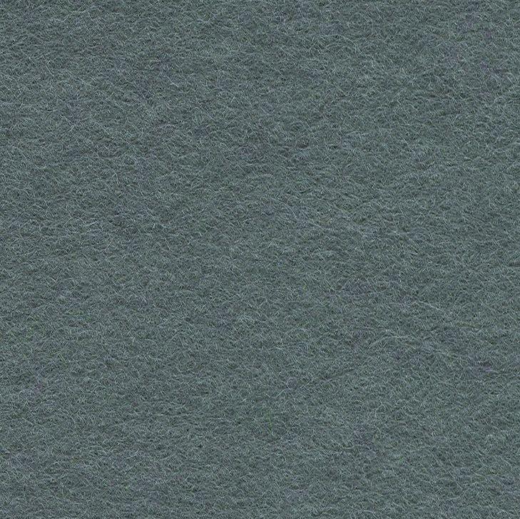 Wool Mix Felt - Dark Grey
