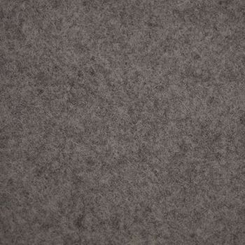 Wool Mix Felt - Marl Soot