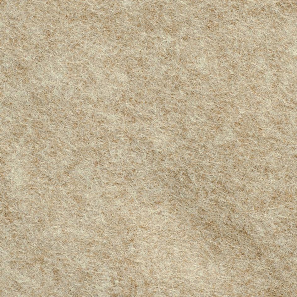 Wool Mix Felt - Marl Fawn