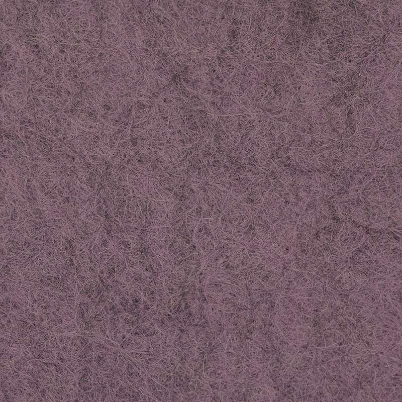 Wool Mix Felt - Marl Purple