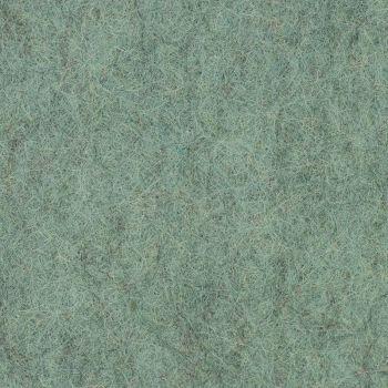Wool Mix Felt - Marl Jade