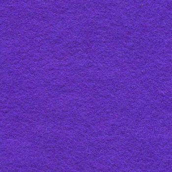 Wool Mix Felt - Purple