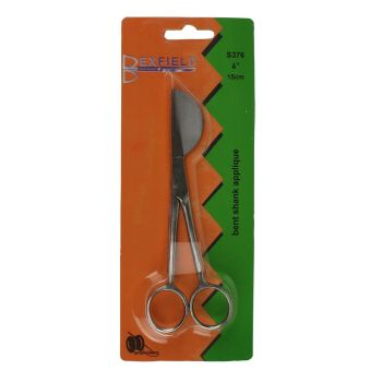 "Bexfield 6"" Applique/Duckbill Scissors"