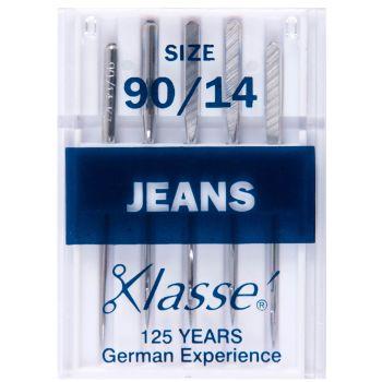 Klasse Machine Needles - Jeans 90/14
