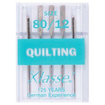 Klasse Machine Needles - Quilting 80/12