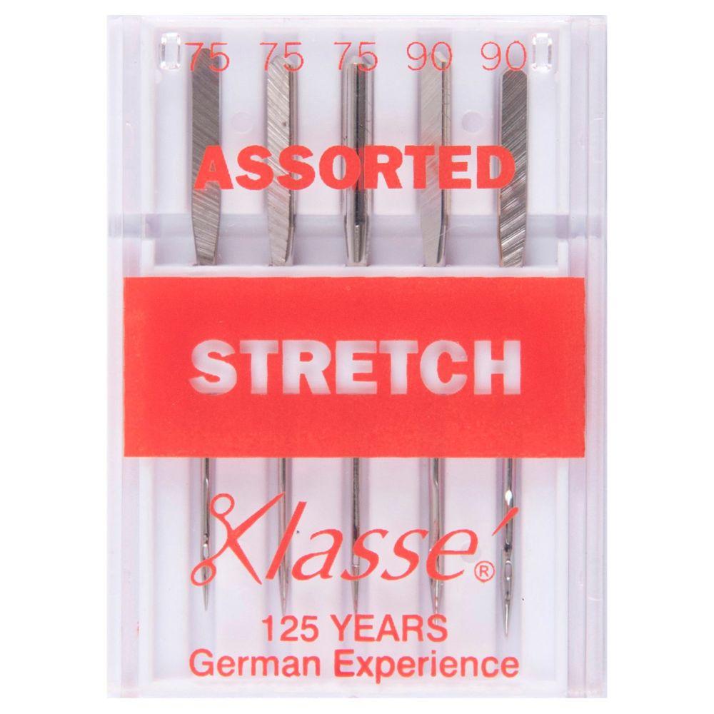 Klasse Machine Needles - Stretch Assorted