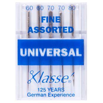 Klasse Machine Needles - Universal Fine Assorted