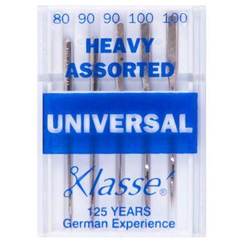 Klasse Machine Needles - Universal Heavy Assorted