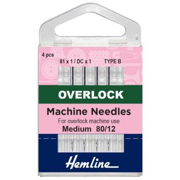 Hemline Overlock Machine Needles - Type B