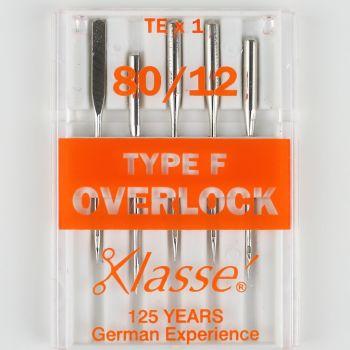 Hemline Overlock Machine Needles - Type F