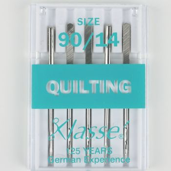 Klasse Machine Needles - Quilting 90/14