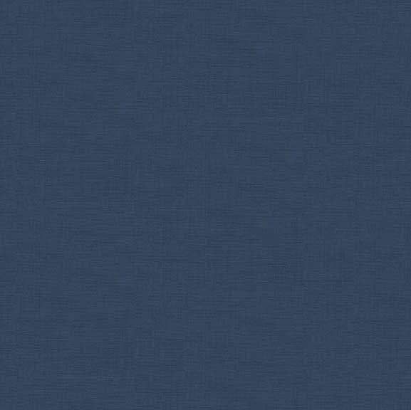 Makower Linen Texture on Bluestone (£10pm)