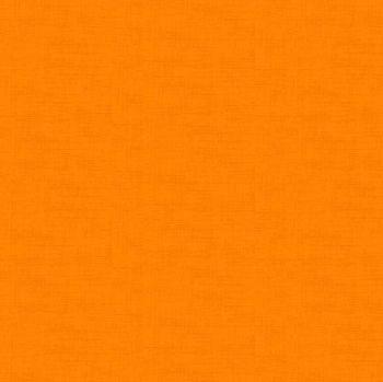 Makower Linen Texture on Orange (£11pm)