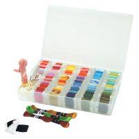 Hemline Large Embroidery Thread Box