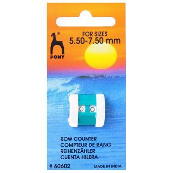 Row Counter - medium - size 5.5 to 7.5 needles