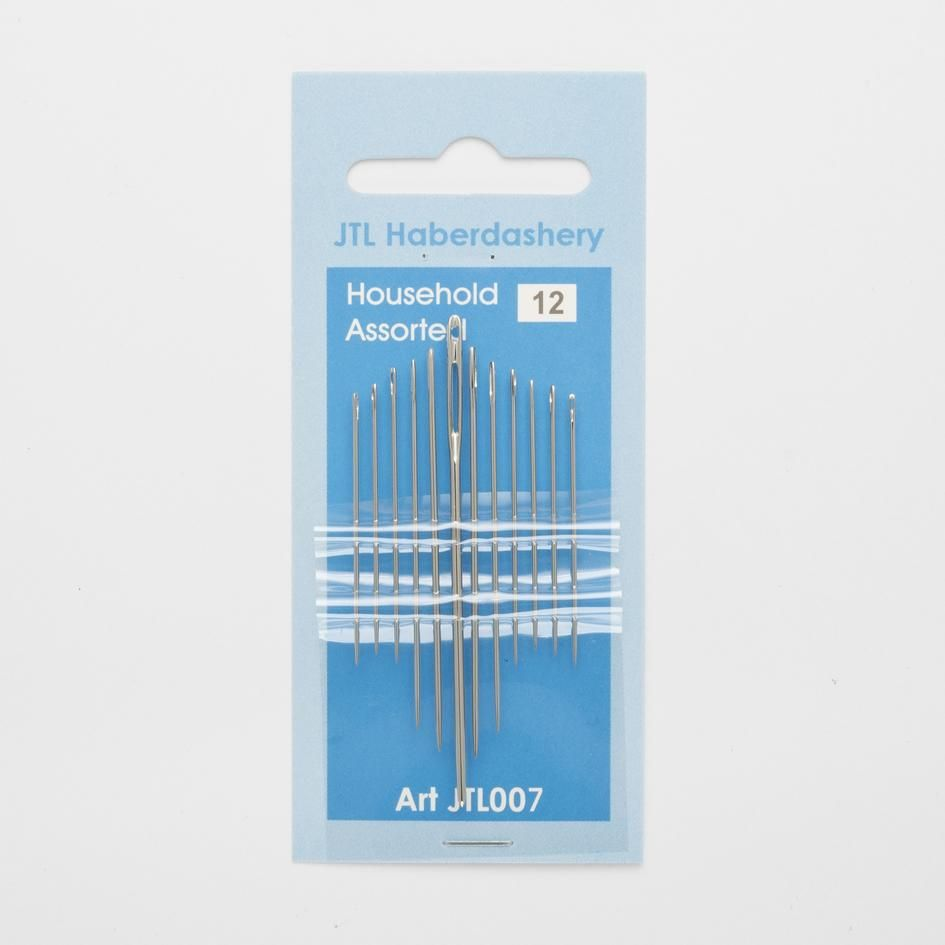 Hand Sewing Needles - Household Assorted