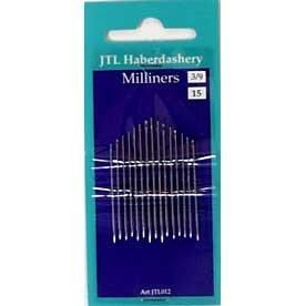 Hand Sewing Needles - Milliners