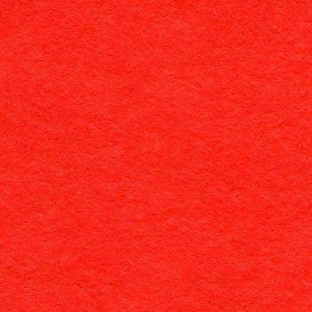 Wool Mix Felt - Orange
