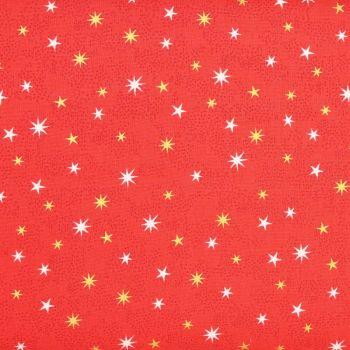Christmas 21 Scandi - Star Red (£12pm)