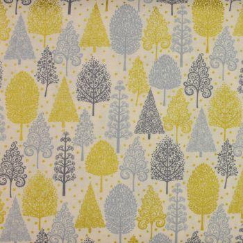 Christmas 21 Scandi - Trees Silver (£12pm)