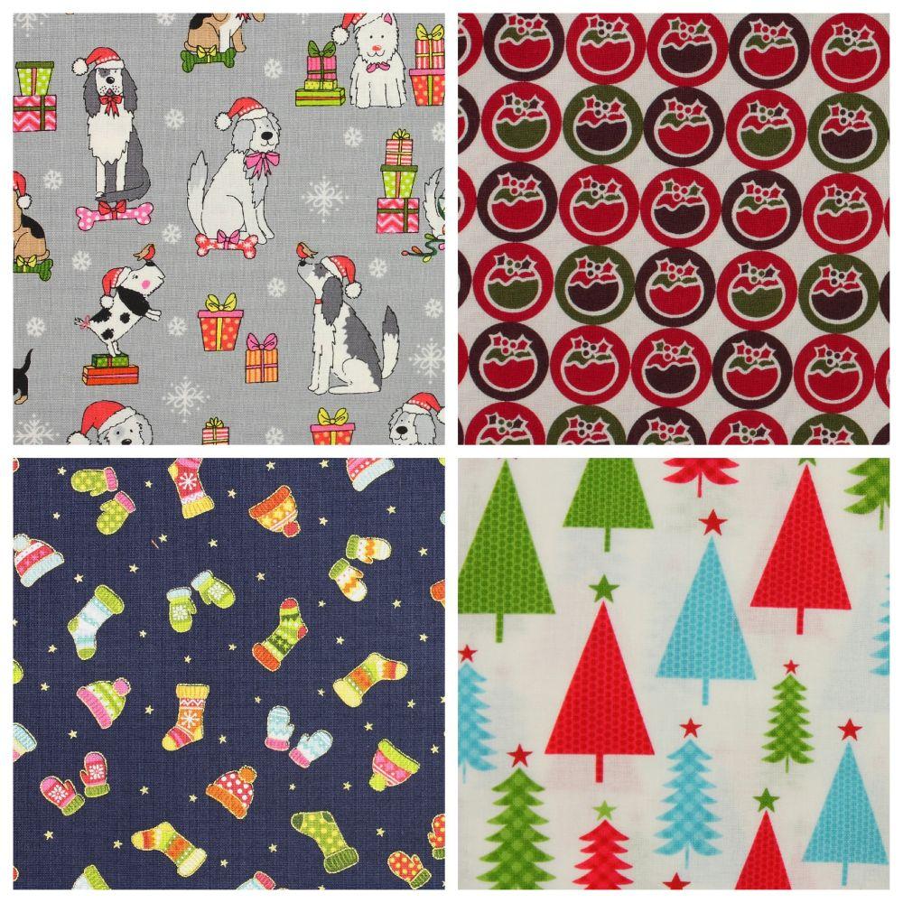 Novelty Christmas Fabrics