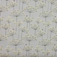 Country Life Reloved - Cow Parsley & Bee on Grey (£12pm)