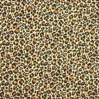 Makower - Around the World - Leopard Print Hessian (£12pm)