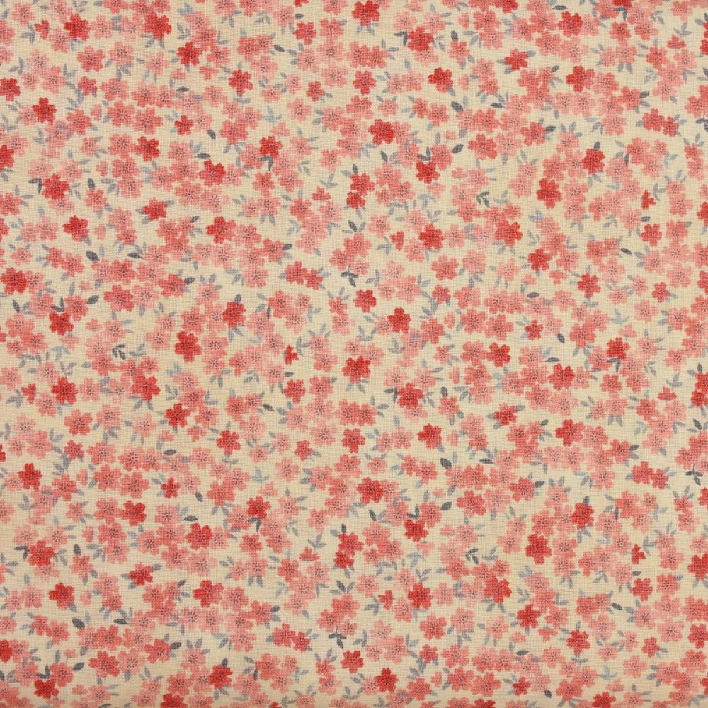 Makower Tranquility Collection - Blossom in Pink (£12pm)