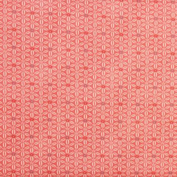 Makower Tranquility Collection - Trellis in Pink (£12pm)