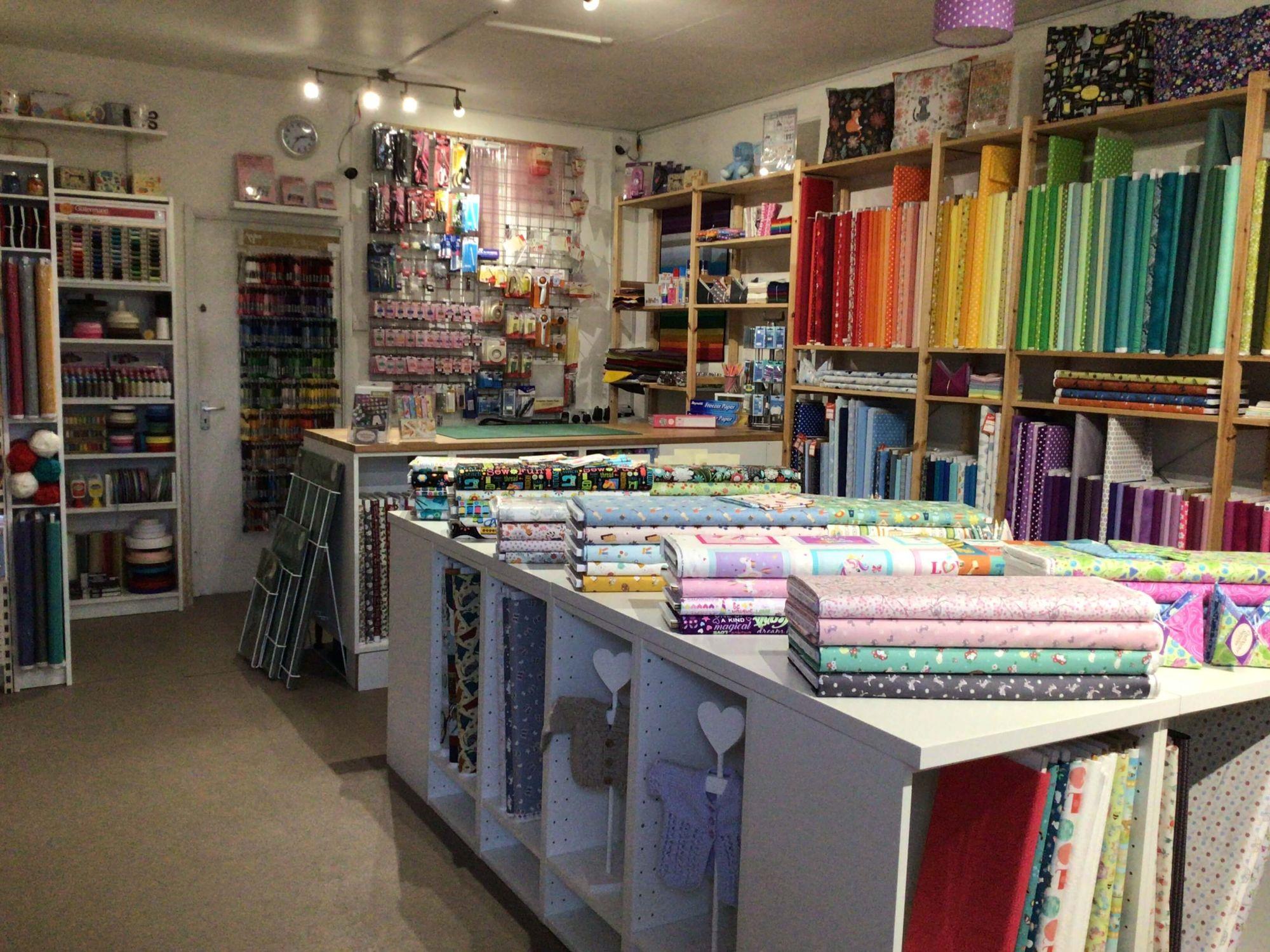 craftnutter supplies shop