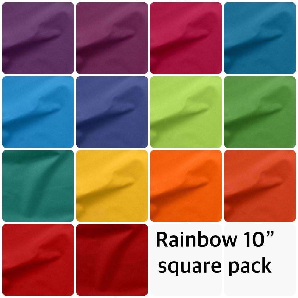 Brights / Rainbow 10