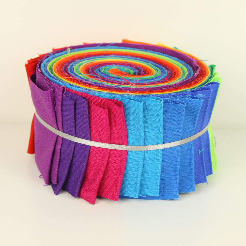 Layer Cake, Charm Pack and Jelly Rolls