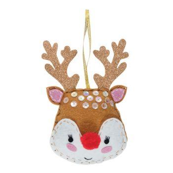 Reindeer Felt Kit